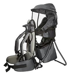 Clevr Premium Cross Country Baby Backpack Hiking Child Carri