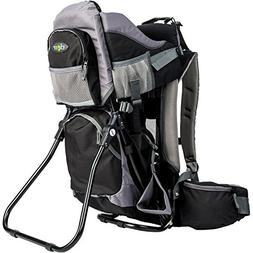 Clevr Cross Country Baby Backpack Hiking Carrier, 17 x 15 x