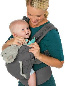 Infantino Cuddle Up Ergonomic Hoodie Carrier Canopy Hood 2 C