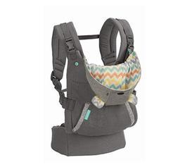 Infantino Cuddle Up™ Ergonomic Hoodie Carrier - Grey - Bra