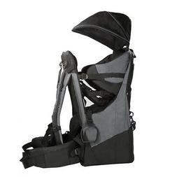 Deluxe Adjustable Baby Carrier Outdoor Light Hiking Child Ba