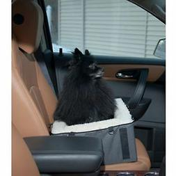 Pet Gear Dog/Cat Convertible Booster Seat and Pet Bed, Remov