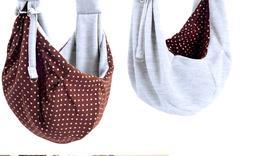iPrimio Dog/Cat Hands Free - Reversible Sling Carrier Bag /