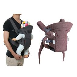 Easy-Wear Red Structured Baby Backpack Carrier Holder Toddle