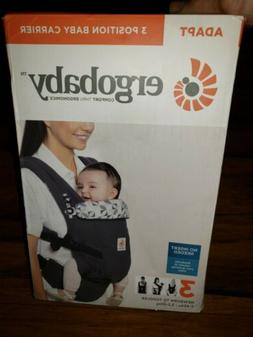 ERGO BABY Adapt 3 Position Baby Carrier newborn to toddler B