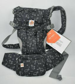 Ergo baby carrier omni 360 all carry positions - Trunks Up -