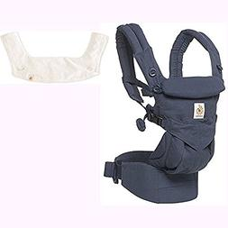 Ergo Baby Omni 360 All-in-One Ergonomic Baby Carrier with Te