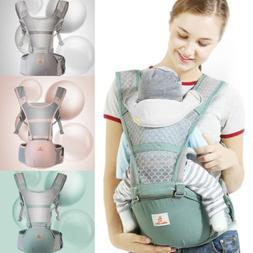 ergonomic baby carrier infant kids hipseat backpack