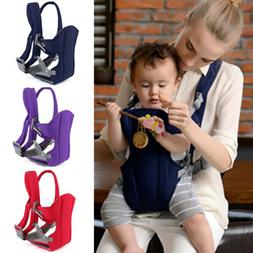 Ergonomic Baby Carrier Infant Kids Hipseat Backpack Front Fa