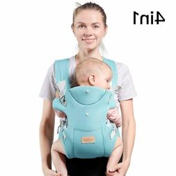 Ergonomic Baby Carrier,Soft & Breathable Baby Carriers Bac