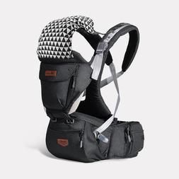 Ergonomic Baby Carrier Travel Activity Gear Zipper Pouch Sto