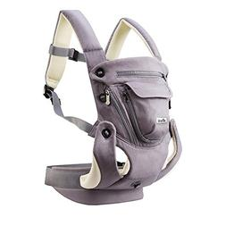 SUNVENO Ergonomic Baby Carrier Breathable Front Facing Infan