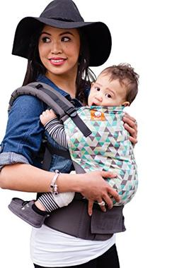 Tula Ergonomic Carrier - Equilateral - Baby