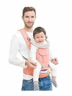 Ergonomic Child Carrier Packs Infant Kid Baby Sling Front Fa