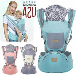 Ergonomic Newborn Infant Toddler Baby Carrier Kid Sling Back
