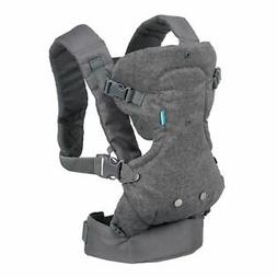 Infantino Flip 4-in-1 Convertible Baby Carrier - Gray  8-32