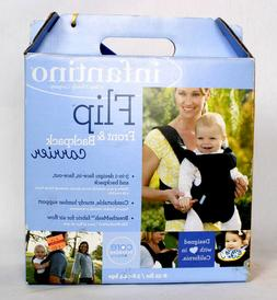 Infantino Flip Front 2 Back and Backpack Baby Newborn Infant