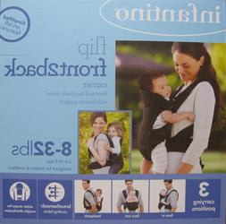 Infantino Flip Front2Back Baby Carrier 3 Carrying Positions