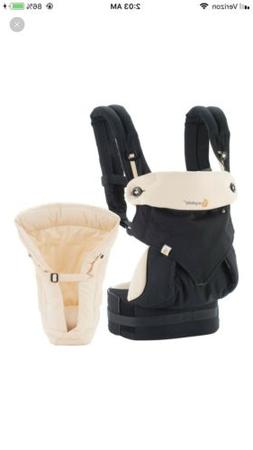 Ergobaby Four Position 360 Baby Carrier Black Camel Bc360blk