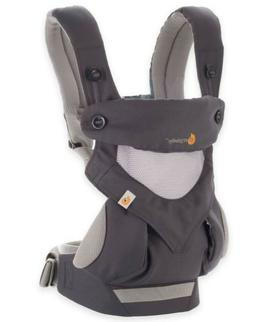 Ergobaby Four-Position 360 Cool Air Mesh Baby Carrier in Car