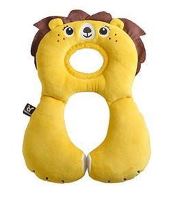 BenBat Toddler Headrest & Neck Support Pillow, 1-4 years, Li