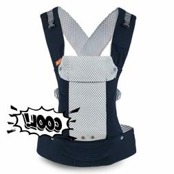 Beco Gemini Baby Carrier - Cool Mesh Navy, Sleek and Simple