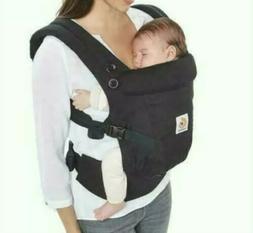 Genuine Ergobaby™ ADAPT 3-Position Baby Carrier - Black -