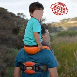 Hands Free Shoulder Carrier Nylon Child Strap Rider for 2-5