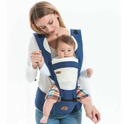 Hooded Ergonomic Baby Carrier Backpack Portable Newborn Infa
