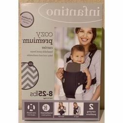 Infanito Cozy Premium 8-25 Lbs Baby Carrier Blue