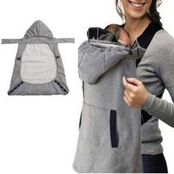 Infant Baby Carrier Wrap Comfort Sling Warm Cover Cloak Blan