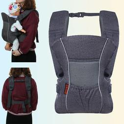Infant Newborn Baby Carrier Backpack Lightweight Waist Belt
