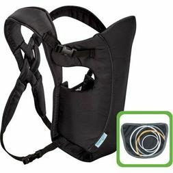 Infant Soft Baby Carrier, Front Carrying Position Creamsicle