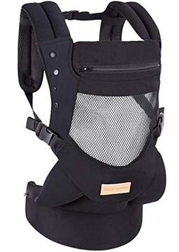 Infant Toddler Baby Carrier Wrap Backpack Front and Back, Hi