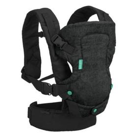 Infantino Flip Advanced 4-in-1 Convertible Carrier, Black