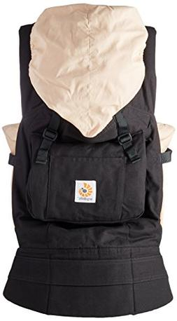 Ergobaby Original Bundle of Joy Baby Carrier Black Camel