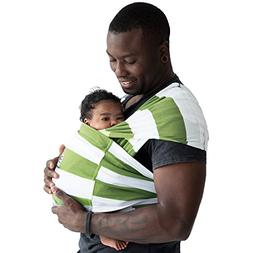 Baby K'tan - Print Baby Carrier Wrap Sling with Soft Cotto