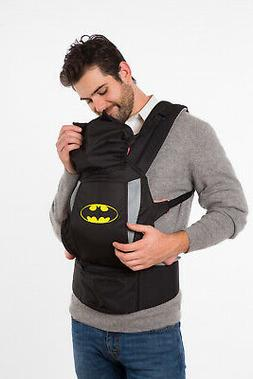 KidsEmbrace Deluxe Baby Carrier with Hood, DC Comics Batman