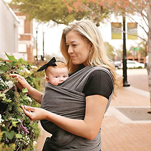 Wrap Sling N' Such | a Nursing Carrying Pouch Baby