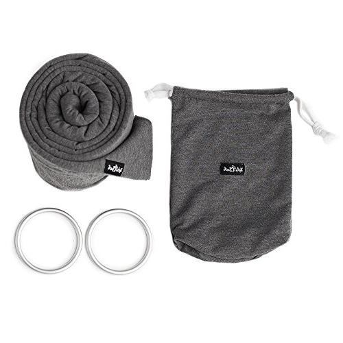4 Wrap and Sling Such | Cotton a Belt and Nursing Cover Carrying Pouch Baby Boys or Girls