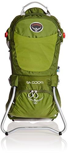 Osprey 10000123 - Packs Poco AG Child Carrier - Ivy Green