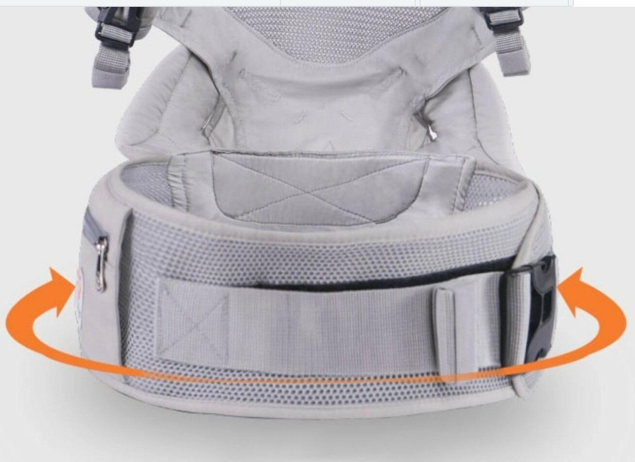 Egobaby - 360 Degrees - New 1 Baby Carrier Comfortable Mesh