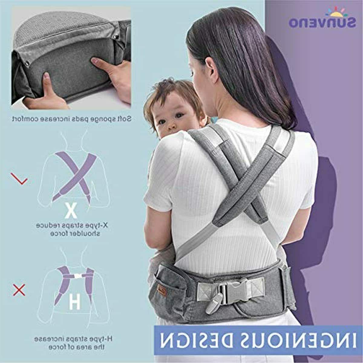 360 Ergonomic 0-6-12-18 Month Baby Carrier 2 3 Bebe Cargador