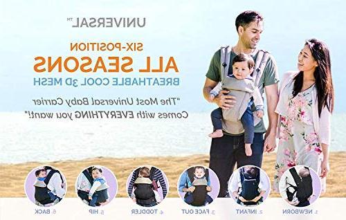 360 Ergonomic - Season Sling Easy Breastfeeding, Insert Needed, Size Fits - to Infant Carrier