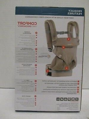 ERGOBABY 4 BABY CARRIER - 12-33 RC 9149