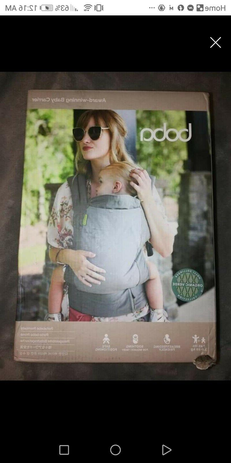 Boba and Infant - Verde Green new, Wonky