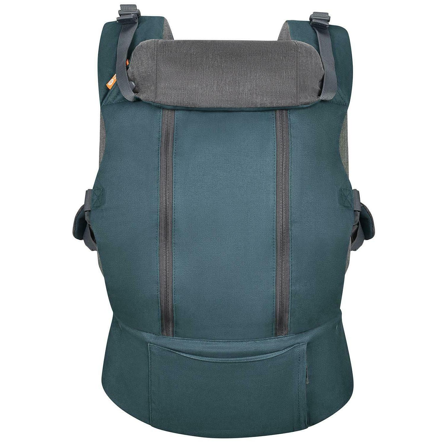 BECO 8 BABY CARRIER, TEAL *DISTRESSED PKG