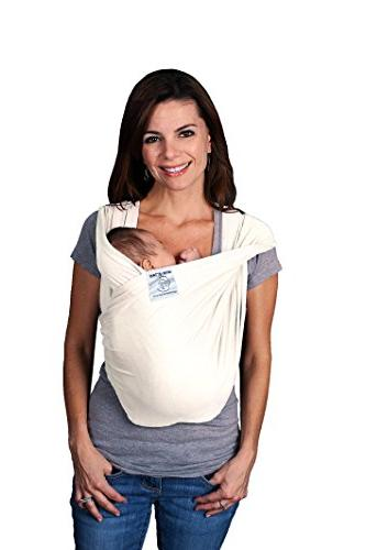 Baby Baby Carrier, Natural – 2-4 Men up Newborn Sling– Infant, Wrap