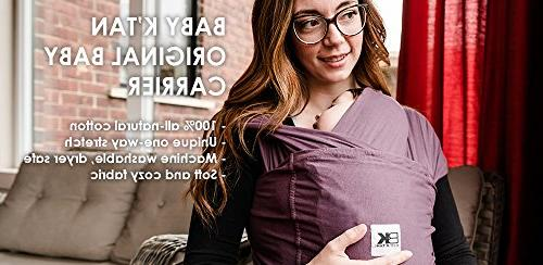 Baby K'tan Baby 6-8 Men jacket 37-38 Newborn Sling– Infant, Wrap