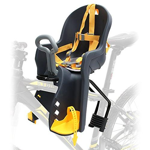 CyclingDeal Seat Handrail and Helmet